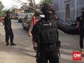 Polisi Gerebek Rumah Terduga Teroris Polda Riau di Dumai