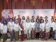 Ekspor Batik RI 2017 Anjlok 61% Hanya Rp 800 M