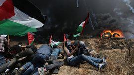 Kisruh Palestina di Gaza, Iran Sebut Israel Penjahat Perang