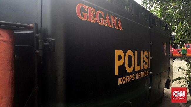 Polisi Amankan Benda Mencurigakan Diduga Bom di Tol Sidoarjo