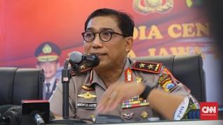 Guru Ngaji Teroris Bom Surabaya Masih dalam Pelarian