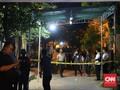 Polisi Olah TKP Rumah Kos Terduga Teroris di Tandes Surabaya