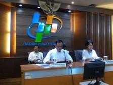 Impor Meroket,Defisit Neraca Dagang April Terburuk Sejak 2014