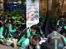 Uji Publik Aturan Ojol, Pengemudi Desak Adanya Shelter