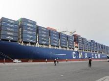 Ekspor dan Impor RI Melemah, Apindo: Dampak Perang Dagang