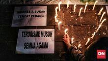 MUI: Pelaku Teror Salah dalam Memahami Paham Syariat Islam