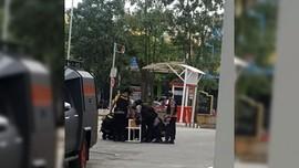 Benda Mencurigakan di Transmart Lampung Dipastikan Bukan Bom