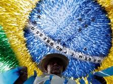Brasil Negara Sepakbola? Ternyata Tidak Juga
