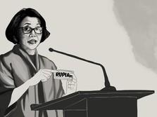 Sri Mulyani: Dana THR PNS untuk Satpam Sampai OB Rp 440 M