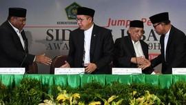 Kemenag Sidang Isbat Kamis 14 Juni untuk Tentukan Idul Fitri