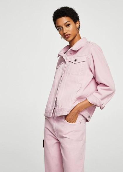7 Jaket Jeans Warna Cerah yang Bisa Bikin Gaya Hangout Lebih Ceria 1