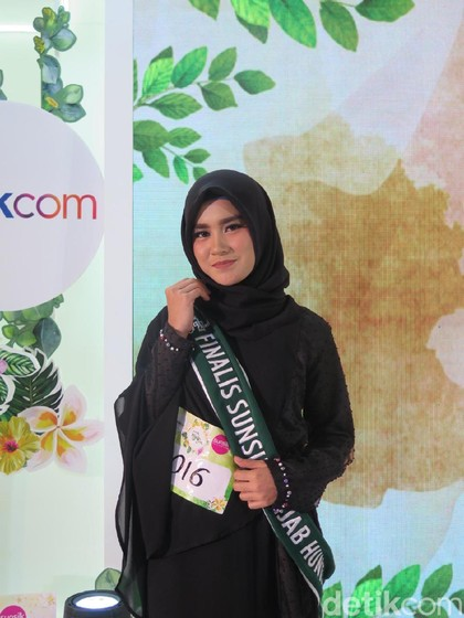 Ira Ary Monica, Model Cantik yang Jadi Finalis Sunsilk Hijab Hunt 2018