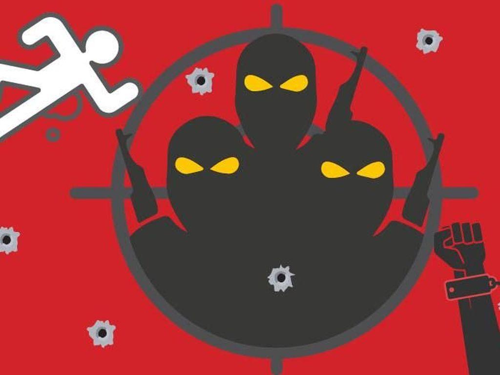 Asuransi Lindungi Korban Terorisme