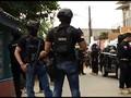 VIDEO: Polisi Sterilkan Lokasi Penangkapan Teroris Tangerang