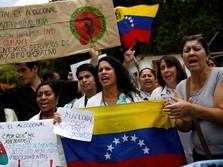 Punya Dua Presiden, Ada Apa dengan Venezuela?