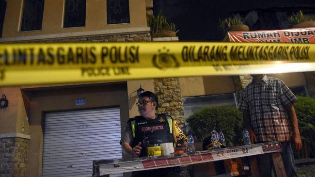 Penangkapan Terduga Teroris Probolinggo Diwarnai 3 Tembakan