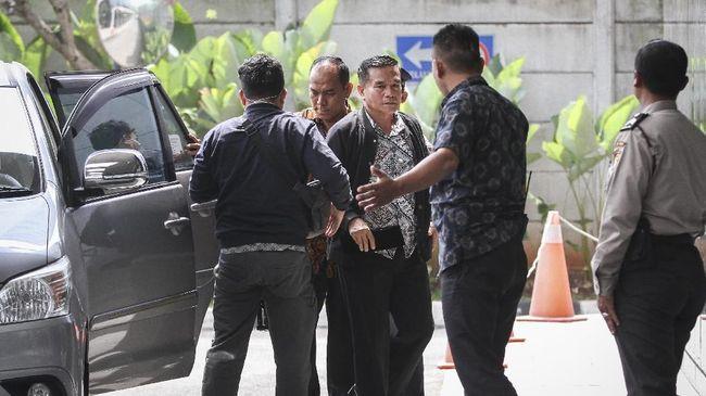 Ditahan KPK, Bupati Bengkulu Selatan Sebut Kasusnya 'Tragedi'