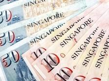 Asing Masih Galau, Dolar Singapura Bikin Rupiah KO Lagi!