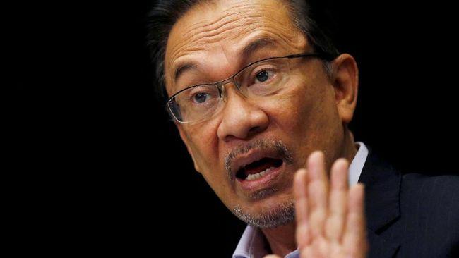 Anwar: Rangkap Jabatan Mahathir Tak Langgar Janji Kampanye