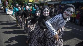 FOTO: Tradisi Nusantara Menyambut Ramadan