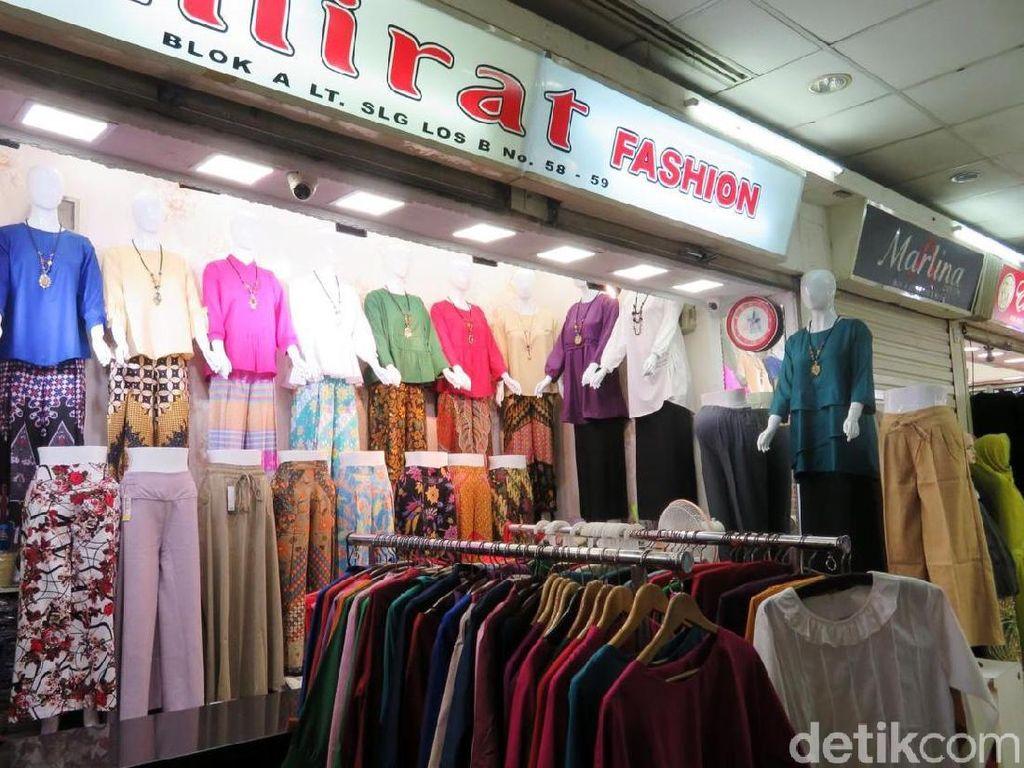 Impor pakaian dari China sendiri mengalami kenaikan sebesar 64,3% dibandingkan periode yang sama tahun sebelumnya.