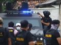 Densus 88 Tangkap Terduga Teroris Jaringan JAD di Jambi
