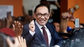 Anwar Dilantik Jadi Anggota Parlemen, Selangkah Menuju PM