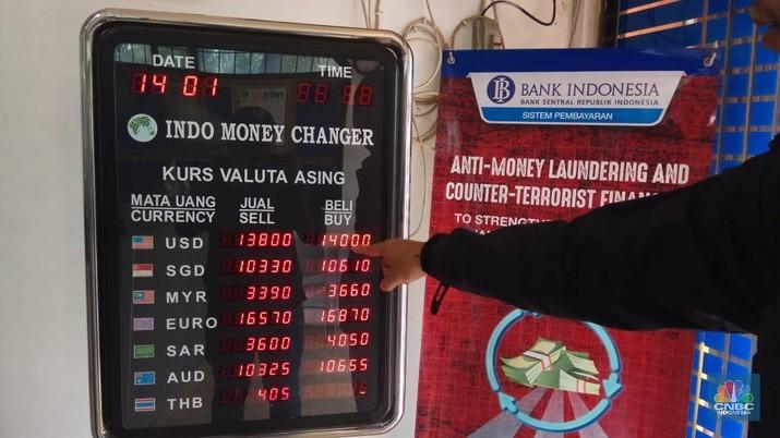 Dolar Dekati Rp 14.200, Sri Mulyani: Fondasi Ekonomi Kuat