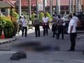 Polisi Temukan Surat di Jasad Terduga Teroris Mapolda Riau