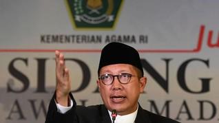 Menag Serahkan Kasus Penyerangan Ahmadiyah ke Polisi