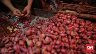 Airlangga Awasi Harga Bawang Merah, Biang Kerok Inflasi