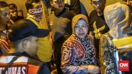 Risma Mengaku <i>Surprise</i> Gus Ipul-Puti Kalah di Jatim