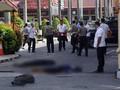 Dua Anggota Polda Riau Terluka Disabet Samurai Teroris