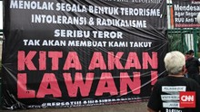 Cegah Teror Dinilai Lebih Mendesak Ketimbang Paham Radikal