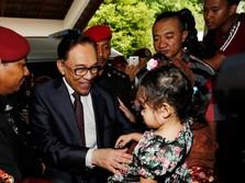 Anwar Ibrahim Dukung Penuh Pemerintahan PM Malaysia Mahathir