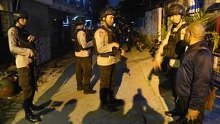 Polisi Tembak Mati 3 Terduga Teroris di Kaliurang, Satu Kabur