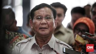 Prabowo dan Moeldoko Kompak Soal TNI Terlibat Atasi Terorisme