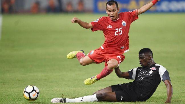 Jadwal Siaran Home United vs Persija di Liga Champions Asia
