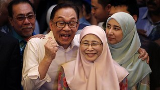 Dua Perempuan yang Terjun ke Politik demi Anwar Ibrahim