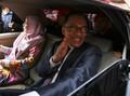 Tiba di Istana Negara, Anwar Ibrahim Disambut Mahathir