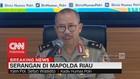 Ini Penjelasan Humas Polri Terkait Serangan di Mapolda Riau