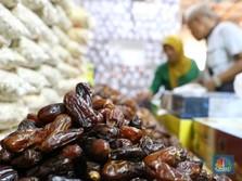 Jelang Ramadan, Kurma Impor Banjiri RI