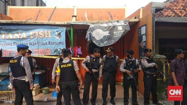 Polisi Sebut 3 Terduga Teroris Tangerang Kelompok JAD Jakarta