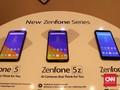 Sepasang Ponsel Asus Zenfone Serbu Pasar Indonesia