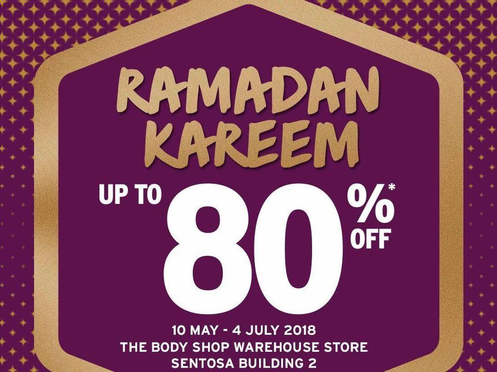 10 Brand dan Situs Belanja yang Diskon Hingga 90% di Awal Ramadan