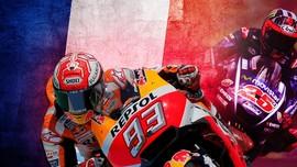 LIVE: MotoGP Prancis 2018