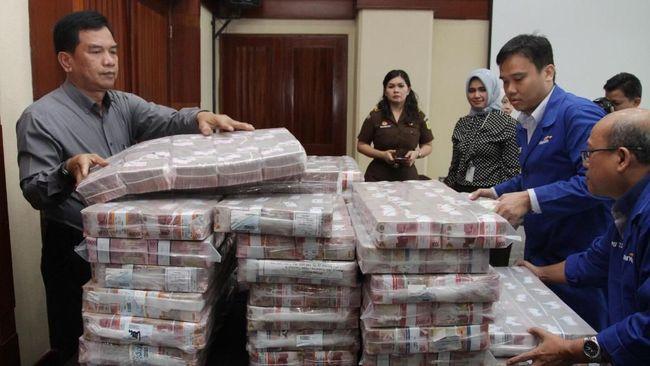 Samadikun Hartono Kembalikan Rp169 Miliar ke Negara