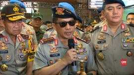 VIDEO: Kapolri Sebut 8 Orang Diamankan Pascateror Riau