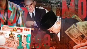 Jejak 20 Tahun Krisis Moneter