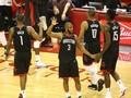 Rockets Kalahkan Warriors, Final Wilayah Barat NBA Imbang 1-1